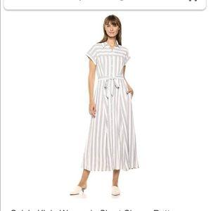 Calvin Klein Woman's Short Sleeve Dress